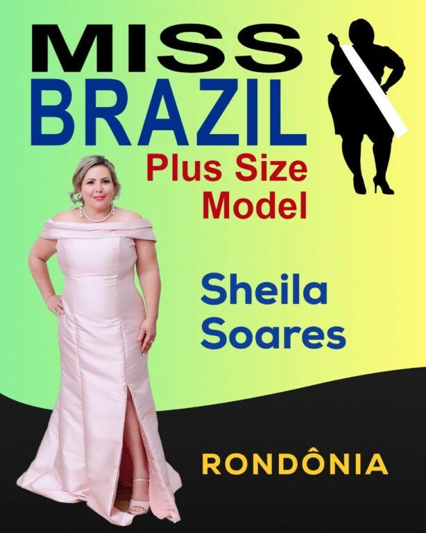 Rondoniense representará o estado no Miss Rondônia Plus Size em São Paulo 45