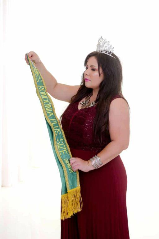 Rondoniense representará o estado no Miss Rondônia Plus Size em São Paulo 36